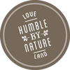 humble by nature emblem