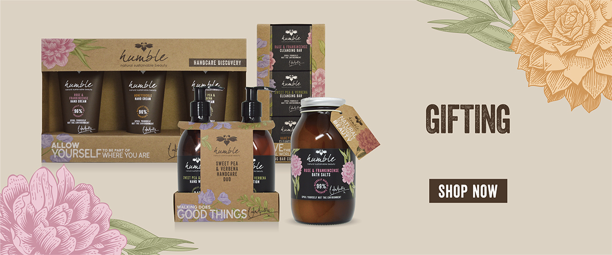 Humble Beauty gifts shop now