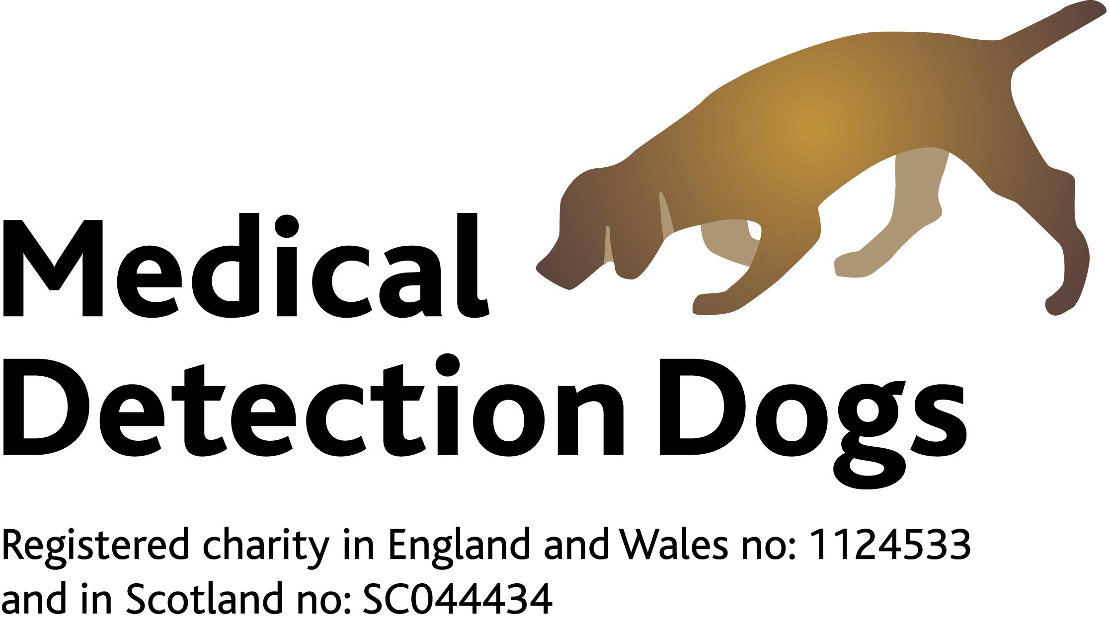 Medical Detection Dogs logo