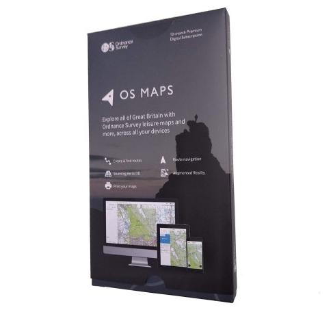 Ordnance SurveyOS Maps